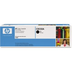 HP C8550A - Original Black Toner