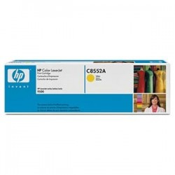 HP C8552A - Original Yellow Toner