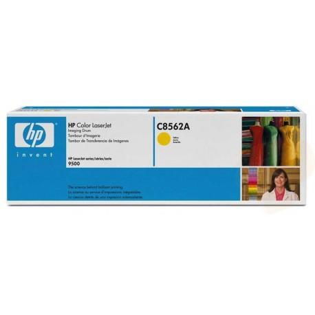 HP C8562A Color LaserJet zobrazovací válec - žlutý - originální