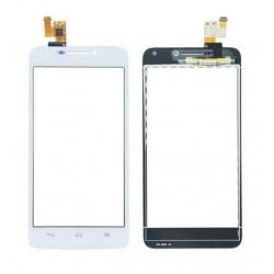 Huawei G630 - Bílá dotyková vrstva, dotykové sklo, dotyková deska