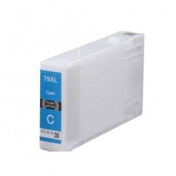 EPSON T7902 XL - modrá kompatibilní cartridge