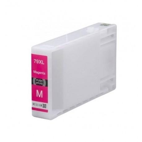 EPSON T7903 XL - červená kompatibilní cartridge