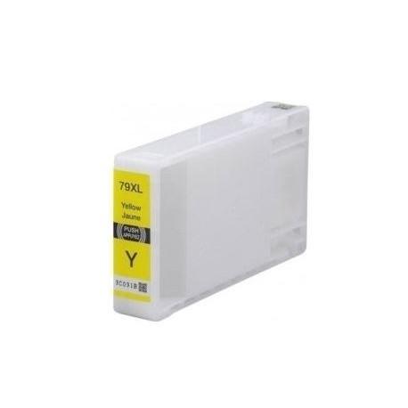 EPSON T7904 XL - žlutá kompatibilní cartridge