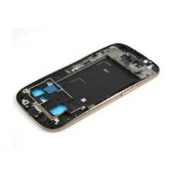 Samsung Galaxy S3 I9300 - rama, czarny środkowa część, housing