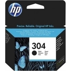HP 304 (N9K06A) - tusze oryginalne
