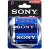 Sony AM1B2D Stamina Plus, size D, 2pcs
