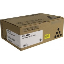 Ricoh 407647 (SP 3400LE) - black - original toner