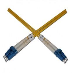 Opticord LC-LC 09/125, 70m - optický kábel