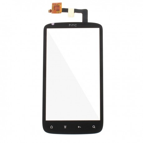 HTC Sensation G14 Z710e - Black touch pad, touch glass, touch pad