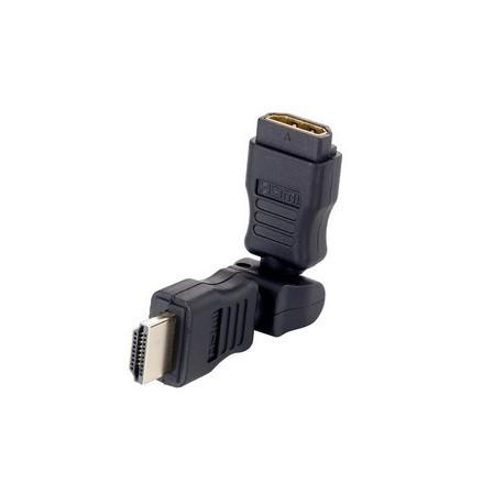Equip 118912 HDMI L-adapter F/M