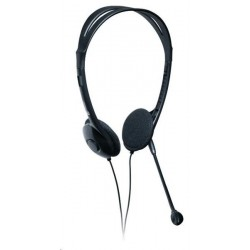 CONNECT IT CI-120 - headset with microphone