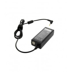 AC Adapter / AC Power Adapter 19V 3.42A (5.5 x 1.7) 2x USB