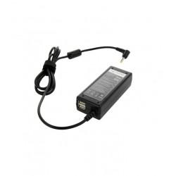 Napájací adaptér / zdroj pre notebook Acer 19V 3.42A (5.5 x 1.7) 2x USB