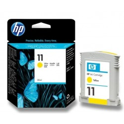HP C4838AE - 11 Yellow - Original Cartridge