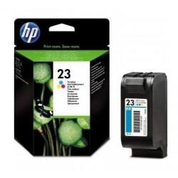 Originální inkoustová cartridge HP 23 C1823D barevná, pro HP DeskJet 7xx, 815, 880, 89x, 11xx, Officejet r40, r45, r60, r65, r80