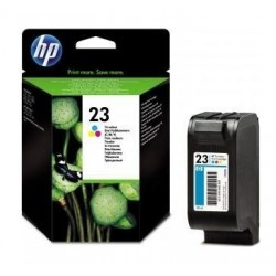 HP C1823DE - 23 kolor - oryginalne wkłady