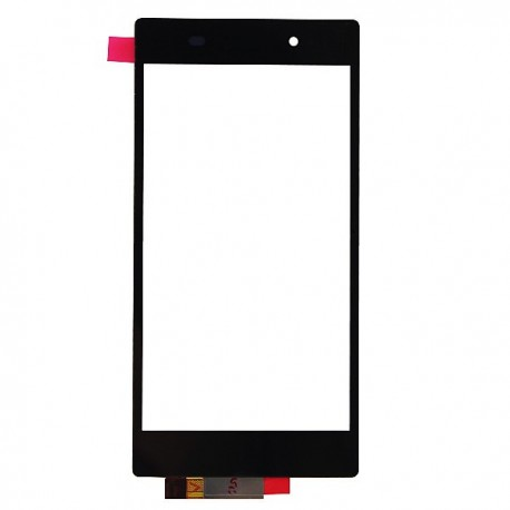 Sony Xperia Z1 L39h LT39h C6902 C6903 - Black touch pad, touch glass, touch plate + flex