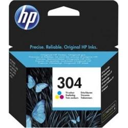 HP 304 (N9K05A) - tusze oryginalne
