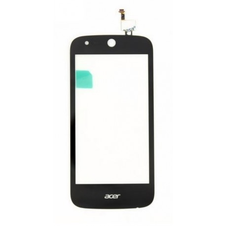 Acer Liquid Z330 - Black touch layer touch glass touch panel + flex