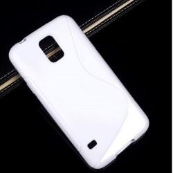 Protišmykové gélové puzdro pre Samsung Galaxy S5 i9600