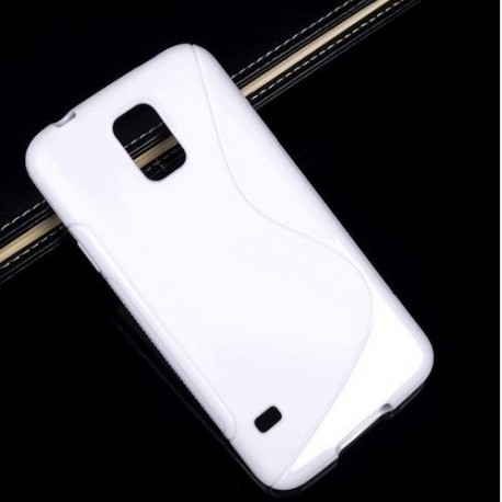 Anti-slip gel case for Samsung Galaxy S5 i9600