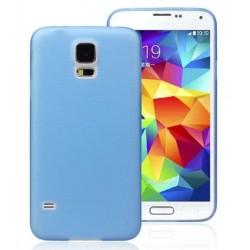 Samsung Galaxy S5 i9600 - Gelový zadní kryt baterie, Barva: Modrá