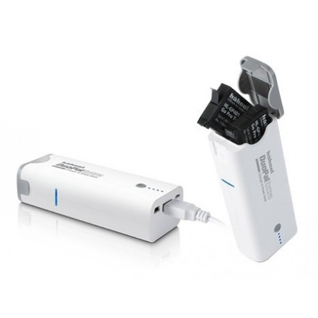 Hähnel DuoPal Extra - charger + power bank