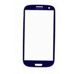 Samsung i9300 Galaxy S3 - Blue touch screen, touch glass touch panel