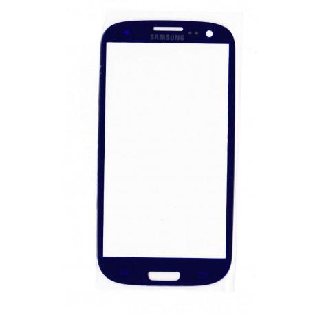 Samsung Galaxy S3 i9300 - Modrá dotyková vrstva, dotykové sklo, dotyková deska