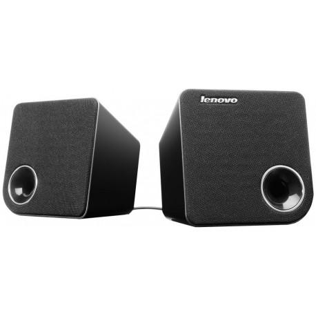 Lenovo M0620 stereo reproduktory 2.0 - černé