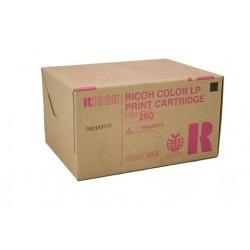 Ricoh Typ 260 888448 pre CL7200 / 7300, červený, 10000 strán - Originálny toner