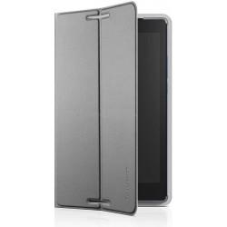 Lenovo ZG38C00221 Tab2 A8-50 case + foil - gray