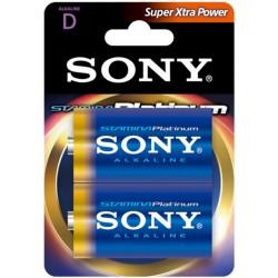 Sony AM1PTB2D Stamina Platinum, veľkosť D, 2 ks