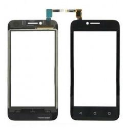 Huawei Y560 - Čierna dotyková vrstva, dotykové sklo, dotyková doska + flex