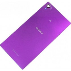 Zadný kryt batérie Sony Xperia Z1 - fialový