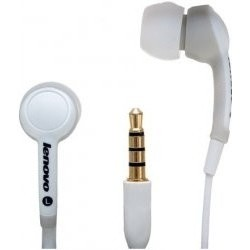 Lenovo Earphone P165 - White Headphones