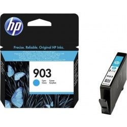 HP 903 Cyan (T6L87AE) - Original Cartridge
