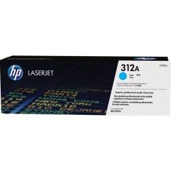Originální toner HP CF381A (312A), modrý, 2700 stran, HP Color LaserJet Pro Multifunction