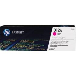 Originální toner HP CF383A (312A), červený, 2700 stran, HP Color LaserJet Pro Multifunction