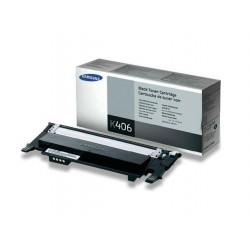 Originální toner Samsung CLT-K406S, černý, 1500 stran, Samsung CLX-3300, CLX-3305, CLP-360, CLP-365, CLP-368