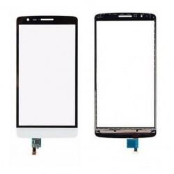 LG D722 G3S G3 Mini - Biela dotyková vrstva, dotykové sklo, dotyková doska + flex