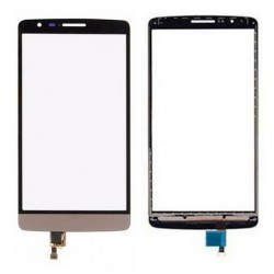 LG D722 G3S G3 Mini - Gold touch pad, touch glass, touch plate + flex