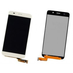 Huawei Honor 4A Y6 SCL-L01 SCL-L21 SCL-L04 - biely LCD displej + dotyková vrstva, dotykové sklo, dotyková doska