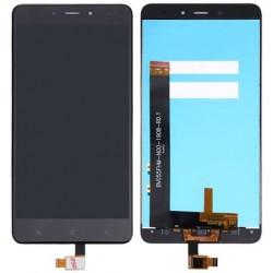 Xiaomi Redmi Note 4 - Čierny LCD displej + dotyková vrstva, dotykové sklo, dotyková doska
