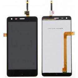 XIAOMI Redmi 2 - Černý LCD displej + dotyková vrstva, dotykové sklo, dotyková deska