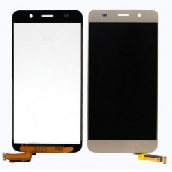 Huawei Honor 4A Y6 SCL-L01 SCL-L21 SCL-L04 - Zlatý LCD displej + dotyková vrstva, dotykové sklo, dotyková deska