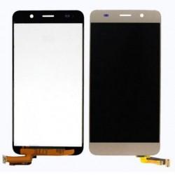 Huawei Honor 4A Y6 SCL-L01 SCL-L21 SCL-L04 - zlatý LCD displej + dotyková vrstva, dotykové sklo, dotyková doska