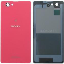 Zadní kryt baterie Sony Xperia Z1 Compact - růžový