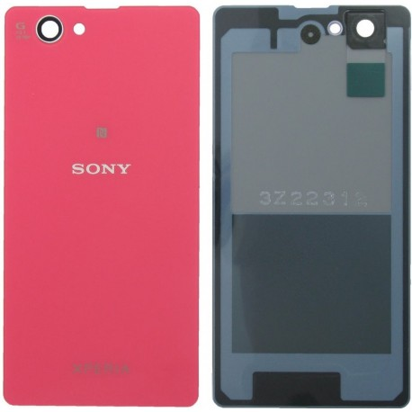 Sony Xperia Z1 Compact Rear Cover - pink