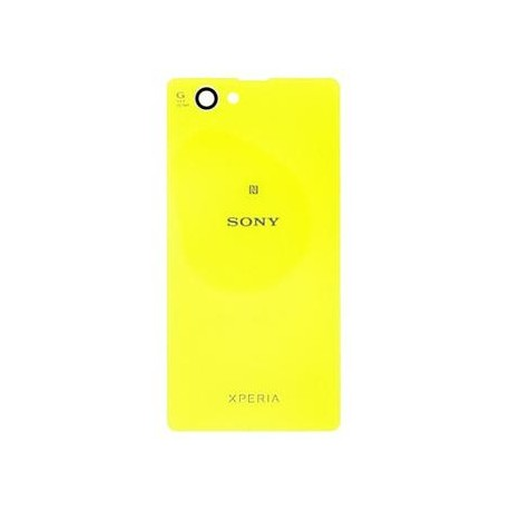 Sony Xperia Z1 Compact Rear Cover - yellow